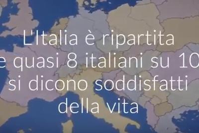 italia al via